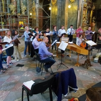 Projekt Barok polski na Ukrainie 2015