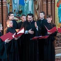 Chorał bizantyjski w cerkwi