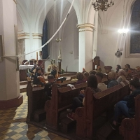Wydarzenia finałowe XII edycji Letniego Festiwalu Wędrownego Na Gotyckim Szlaku - Trzcińsko Zdrój