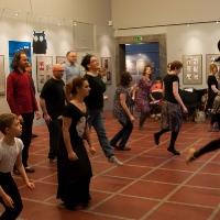 Warsztaty tańca historycznego pod kierunkiem choreograf Katarzyny Borstyn